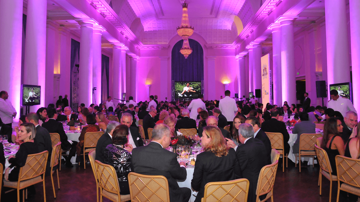 Gala Diner at Copacabana Palace