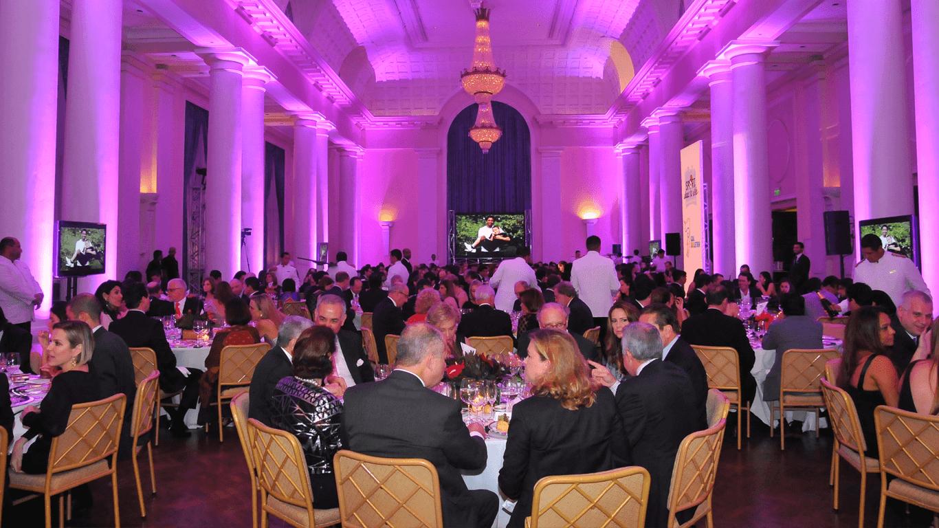 Gala Diner at Copacabana Palace